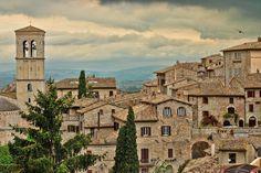 Vista su Assisi by Ermanno Radice / 500px