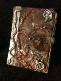 Hocus Pocus Book Replica Box.