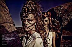 https://www.myfdb.com/editorials/75479/image/267570-zink-editorial-where-the-wild-things-are-summer-2010-shot-1 My Fashion Database: Zink Editorial Where The Wild Things Are, Summer 2010 Shot #feathers #hairpiece #headpiece #fashion #photography #magazine #editorial #MYFDB