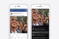 Facebookannonceplusieurs nouveautés : les pages peuventcontacter plus facilement les fansen privé (et vice versa) et les célébrités peuvent diffuserde