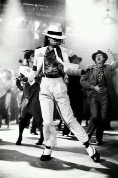 Smooth Criminal , Michael Jackson Footage