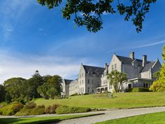 Luxurious 5 Star Park Hotel Kenmare, on the Ring of Kerry in Ireland Hotels And Resorts, Best Hotels, Kenmare Ireland, Chateau Hotel, Ireland Hotels, Ireland Travel, Luxury Collection Hotels, Leading Hotels, Park Hotel