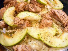 Chicken Apple Salad - Soups & Salads -  - paleo diet, paleo, recipe, nutrition, robb wolf, scott hagnas, weight lifting, strength, conditioning, fitness, greg everett - Catalyst Athletics Recipes