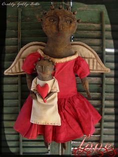 CraBBy GaBBy Dolls: LOVE ANGEL ~Early Viewing~