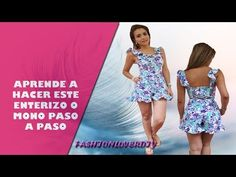 Prom Dresses, Formal Dresses, Jumper, Swimsuits, Youtube, Sewing, Pattern, Yuri, Fashion