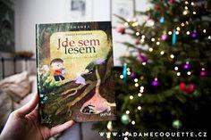 Dneska o jedné pohádkové knize, která nás o svátcích uchvátila.   Je to kniha a bylinkový herbář v jednom, plná lesních panenek, skřít...