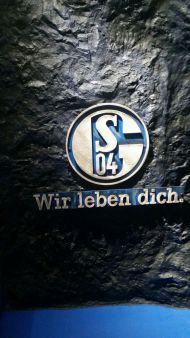 Spielertunnel Auf Schalke Schalke 04 Bilder Schalke Schalke 04