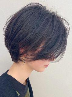 Short Hair Syles, Short Hair Cuts, Long Hair Styles, Short Hair Tomboy, Girl Short Hair, Korean Short Hair, Japanese Short Hair, Tomboy Hairstyles, Girls Short Haircuts