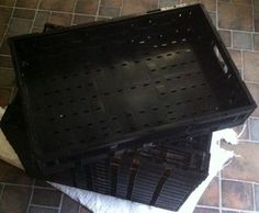Wholesale Lot Of 13 Stackable & Foldable Crates  SKU#6408 (All Offers Welcome) #IFCO