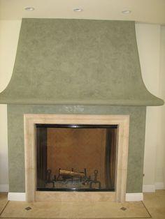 Vanitian Plaster Fireplaces | Jpg