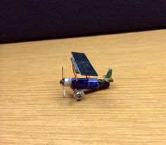 The Memory Stick Monoplane by shankalonian on Etsy