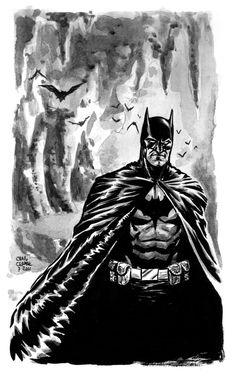 Batman by Craig Cermak
