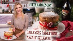 Baileyses Panettone Aszalt Szilvával - YouTube Cooking, Youtube, Kitchen, Youtubers, Brewing, Cuisine, Cook, Youtube Movies