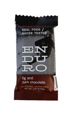 Enduro Bites Fig and Dark Chocolate