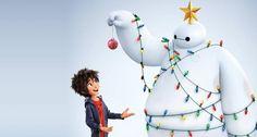 Hiro and Baymax Christmas