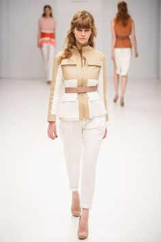 Catwalk Use Unused SS 2013