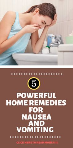 The most extreme weight loss methods revealed: Home Remedies For Nausea And Vomiting Home Remedies For Sickness, Home Remedies For Nausea, Home Remedies For Fever, Home Remedies For Pimples, Top 10 Home Remedies, Natural Home Remedies, Homeopathic Flu Remedies, Herbal Cold Remedies, Natural Remedies For Arthritis