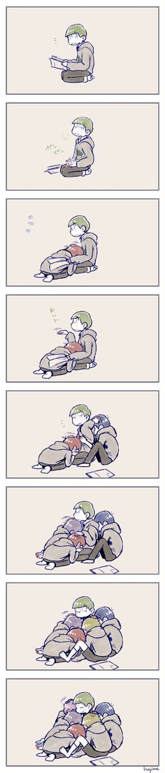 Osomatsu-san. Choromatsu the teddy bear X3 cute