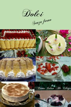 Raccolta+dolci+senza+forno+-+Raccolta+imperdibile