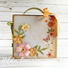 Hilda Designs: Una Hermosa Caja en SDS