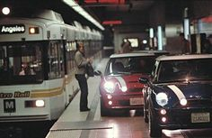 30 Memorable Subway Scenes in cinema The Devil Inside, The Italian Job, Wide World, Mini Cooper S, Filming Locations, Classic Movies, Movies And Tv Shows, Dream Cars, How To Memorize Things