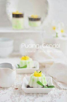 Pudding Cendol