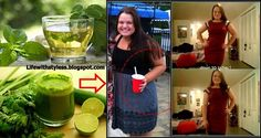 A Miracle Herb: This Woman Was 72 Kg On Thursday, And Went Down To 67 Kg By Saturday