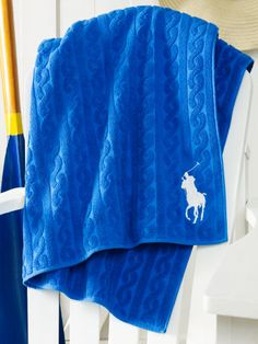 We really like the Polo ones but they don't have to be. Just big, decent towels. Ralph Lauren Shop, Ralph Lauren Fleece, Beach Bum, Stylish Men, Towels, Kids Outfits, Fashion Dresses, Clothes For Women, How To Wear