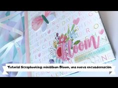 ✂️TUTORIAL SCRAPBOOKING - YouTube Album Scrapbook, Bujo, Diy, Youtube, Instagram, Paper, Snail Mail, How To Make, Minis