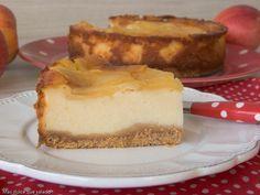 Más dulce que salado: La Tarta de Yogur y Manzana de Sabina