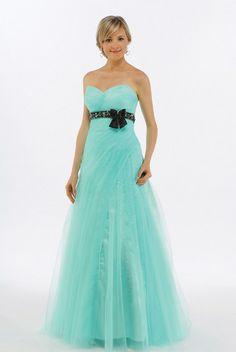 Tiffany blue prom dress! | Prom Dresses | Pinterest | Beautiful ...
