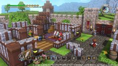 Dragon Quest Builders Finally Released Worldwide. Minecraft Everquest and Final Fantasy in one.