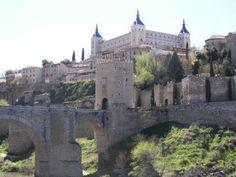 Alcázar de Toledo #toledo #viajes
