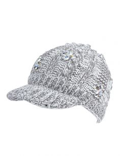 Shop Jeweled Cabbie Hat and other trendy girls fashion scarves & hats accessories at Justice. Find the cutest girls accessories to make a statement today.