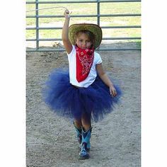 Eventually this is what she will become!!!  Cowgirl Princess!