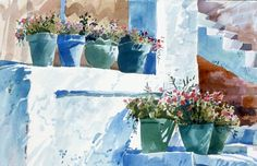 Shari Blaukopf watercolor