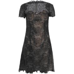 Marios Schwab The Novak dress ❤ liked on Polyvore