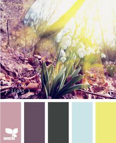 Love colors color palette