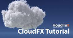 Houdini CloudFX Tutorial