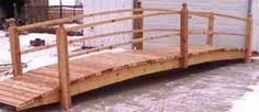 20' Foot Bridge Plans