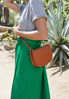 Convertible Leather Crossbody & Belt Bag | The Waverley: Lo & Sons - Lo & Sons