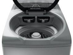 Lavadora de Roupas Brastemp Ative! BWG11AR 11Kg - Inox Smart Touch Fast Cycle com as melhores condições você encontra no Magazine Tonyroma. Confira!