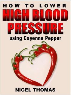 How to Lower High Blood Pressure using Cayenne Pepper. The nutrients in cayenne help lower high cholesterol levels naturally, and can be effective in lowering the risk of blood clotting. Natural Cures, Natural Healing, Healing Herbs, Holistic Healing, Health And Beauty Tips, Health And Wellness, Wellness Tips, Health Fitness, High Cholesterol Levels