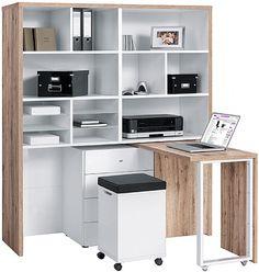 Antrim Hideaway Workstation | Static Computer Desks                                                                                                                                                                                 More