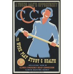 Old School Graphic Design Inspiration: Huge, Free, Online Repository of WPA Work