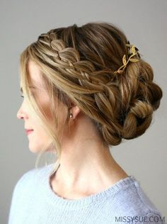 Hair updos by Missy Sue!