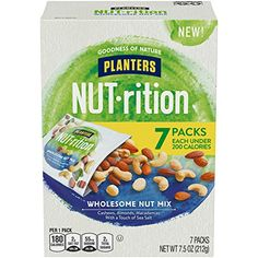 Planters #nutrition Wholesome Nut Mix Pack, 7.5 Ounce