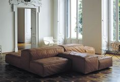 Extra Soft sofa piero lissoni/living divani