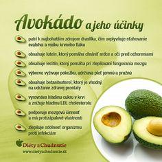 Počuli ste už niekedy, že je avokádo výborné pri chudnutí? Myslíte si, že avokádo nemôže pomôcť človeku schudnúť, lebo obsahuje... http://www.dietyachudnutie.sk/ako-schudnut/ako-zdravo-schudnut-avokado-ucinna-sila-v-chudnuti/