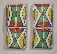 parfleche designs | Parfleche, Artist Unknown (Apsaalooka (Crow))